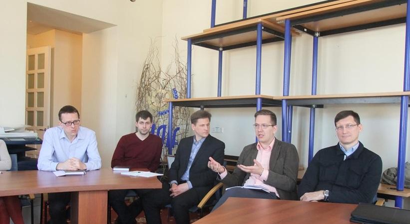 Šilumos siurblių ir vėdinimo sistemų asociacijos susitikimas su LAAIF