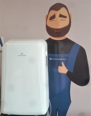 Mobilus kondicionierius Negavote leidimų oro kondicionieriui bute? Dvi galimybės Jums!