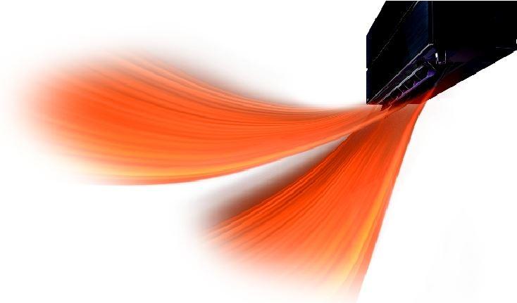 Oro srautai MSZ LN Išskirtinio dizaino ir kokybės ORAS ORAS šilumos siurbliai