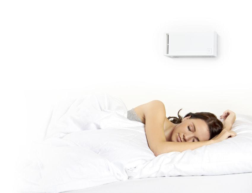 VL50 miegamajame Sieniniai rekuperatoriai   idealus sprendimas butų vėdinimui