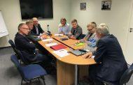 Įvyko asociacijos susitikimas su BETA vadovais