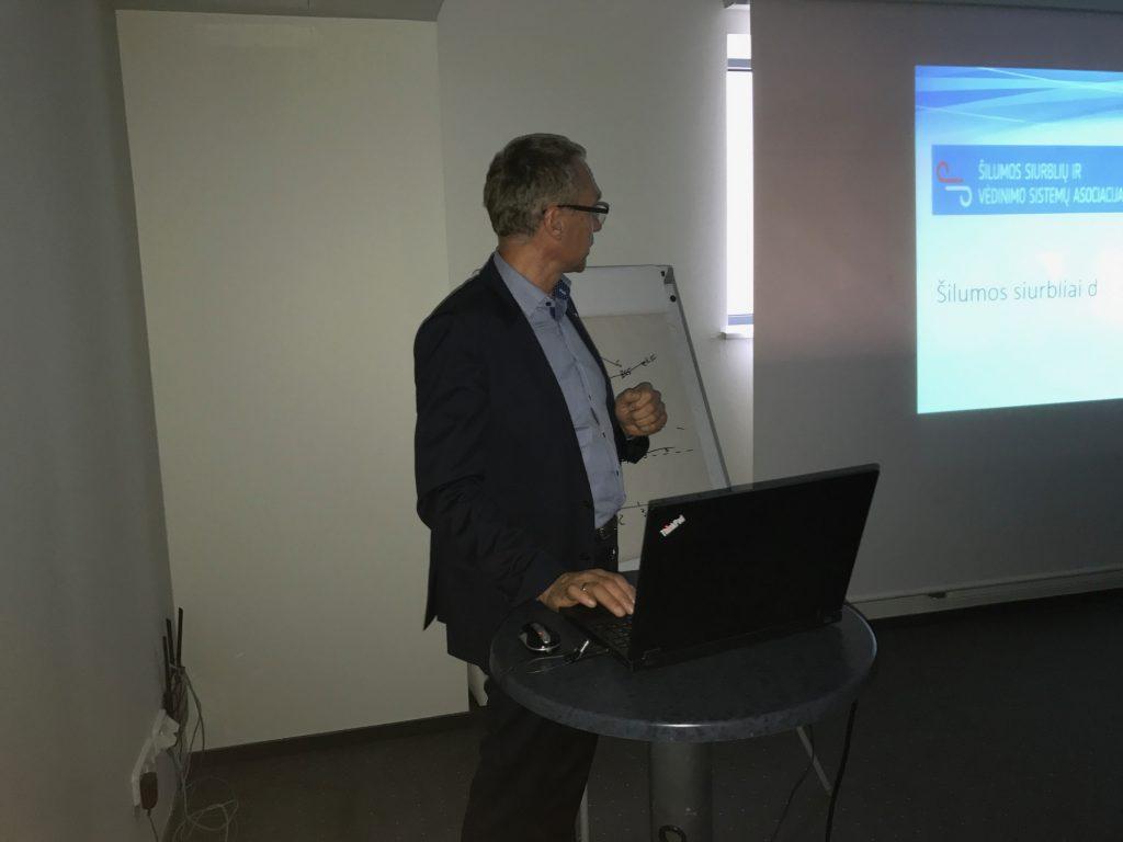IMG 1241 1024x768 Asociacija dalyvavo Būsto energijos taupymo agentūros organizuotoje konferencijoje