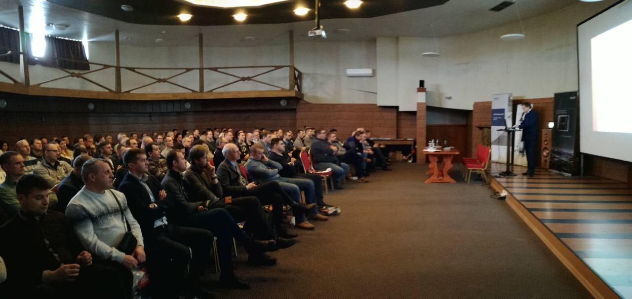 """Įvyko konferencija """"Išmaniųjų technologijų pritaikymas šildyme"""""""