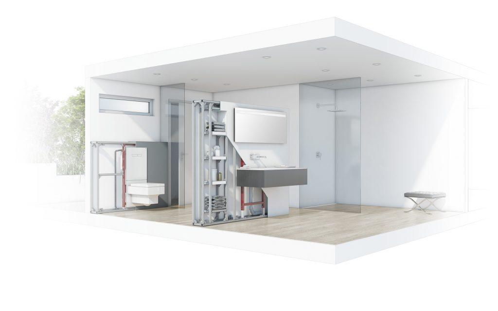 Praktiški patarimai, kaip ir kur montuoti vonios kambario prietaisus