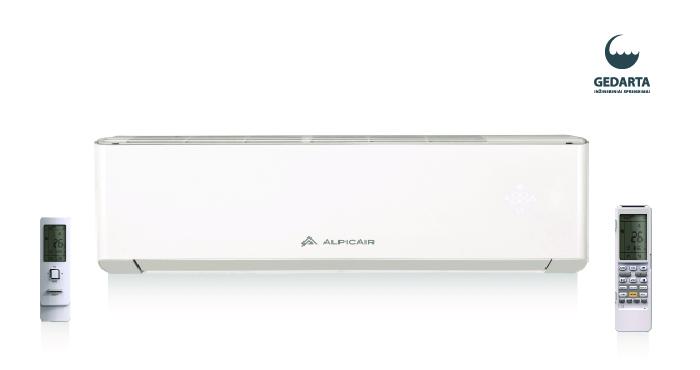 """Naujas """"AlpicAir"""" kondicionierius - Jūsų patogumui!"""