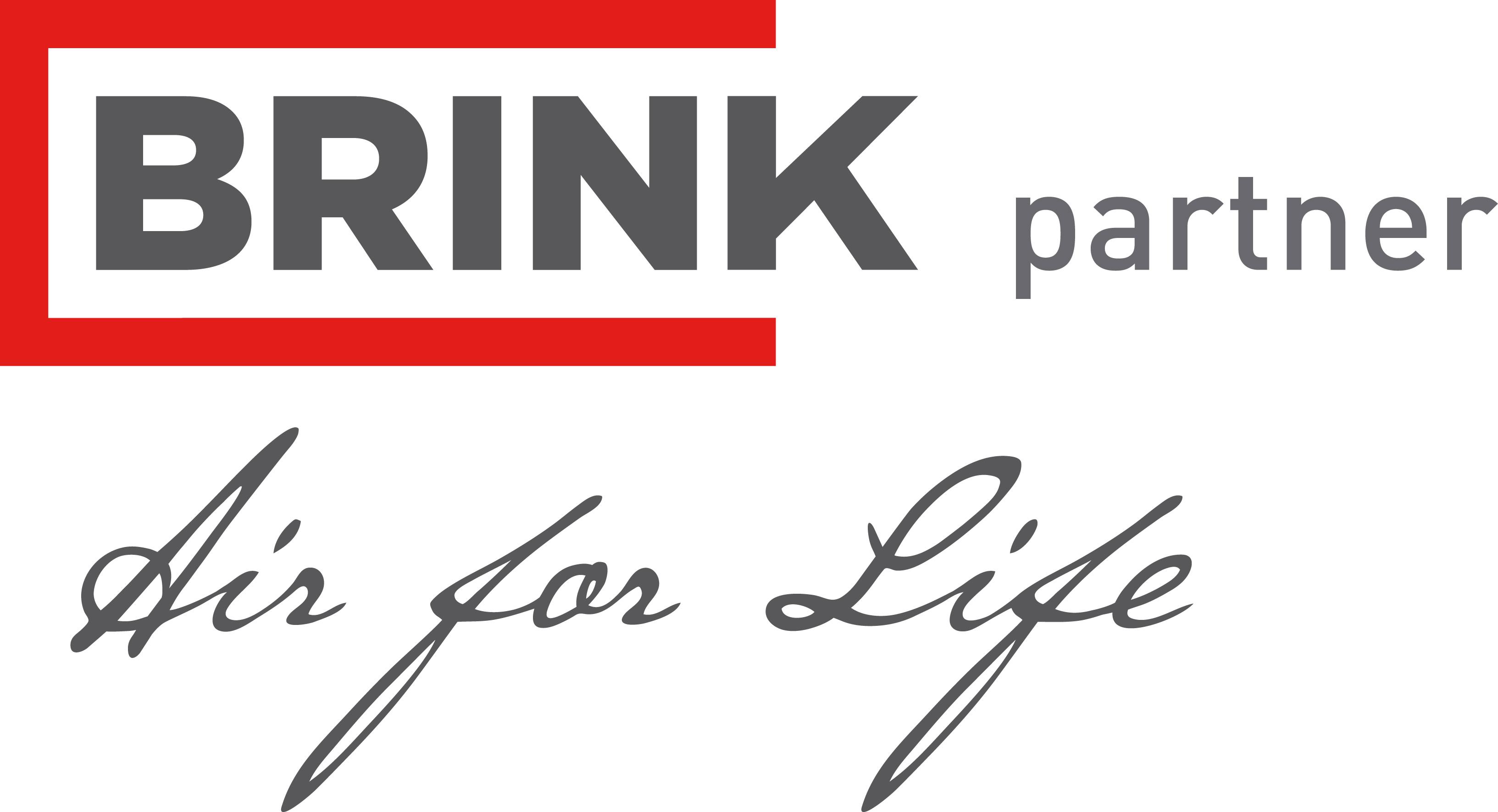 Combi Brinklogo payoff partner RGB Naujas Brink rekuperatorių standartas