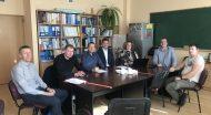 Įvyko asociacijos narių susitikimas su VGTU mokslininkais dėl vėdinimo Lietuvos mokyklose