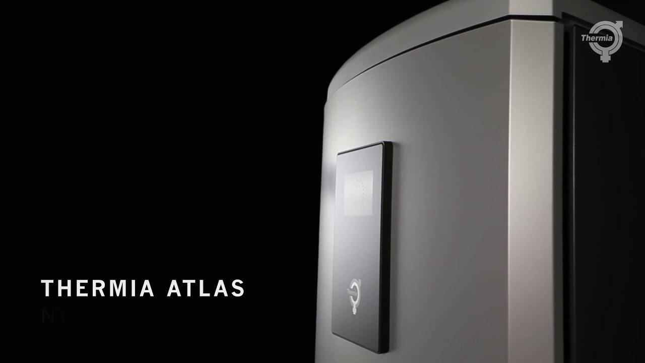 Kaip naujasis Thermia Atlas gruntas/vanduo šilumos siurblys įveikė 6.0 SCOP barjerą