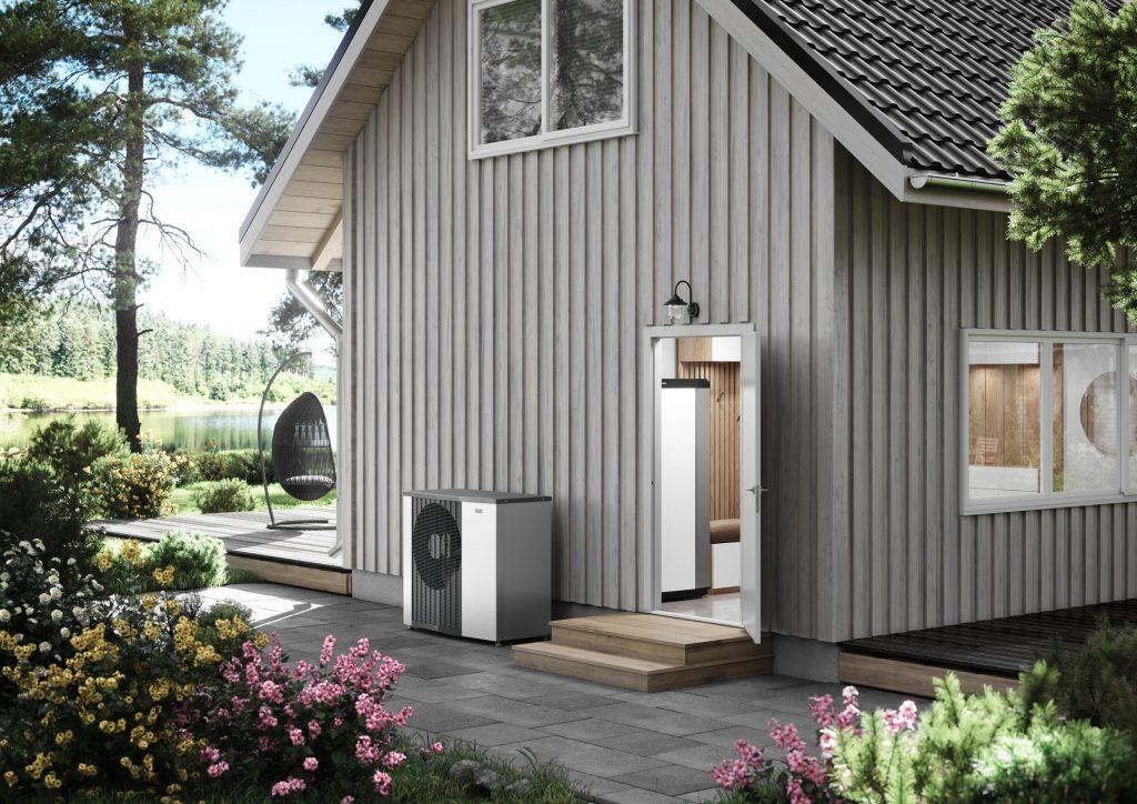NIBE pristato naują įrenginių S seriją – ateities šilumos siurblių technologiją!