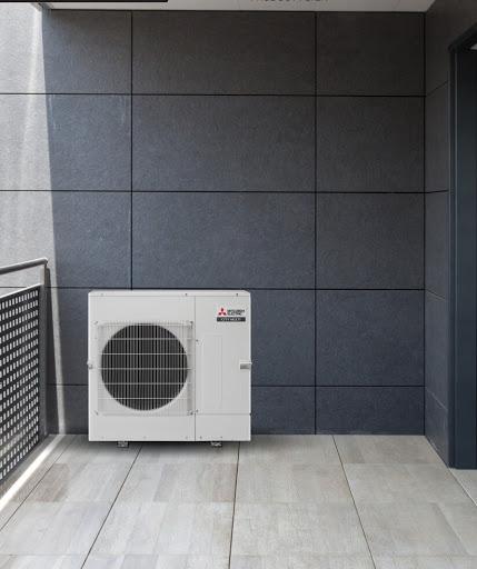 Multi Split MXZ serijos šilumos siurbliai- kondicionieriai