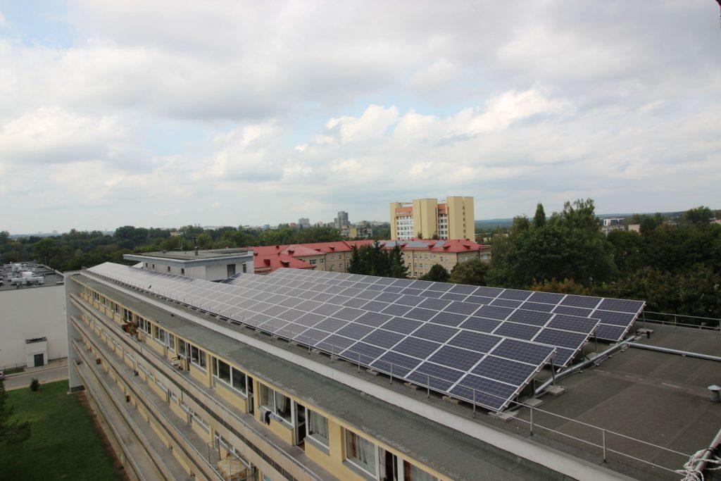 Privačioms saulės elektrinėms įsirengti – dar daugiau galimybių