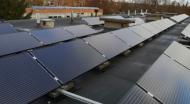 """Saulė padės taupyti energiją Šilutės """"Pamario"""" mokykloje"""