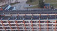 Įrengta saulės jėgainė ant Vilkaviškio ligoninės