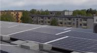 Kauno rajone startavo saulės elektrinių įrengimo darbai